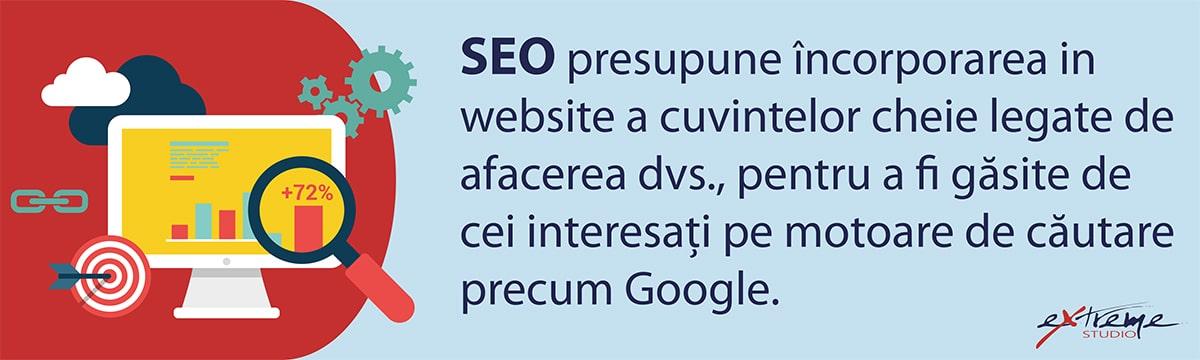 Promovare online SEO